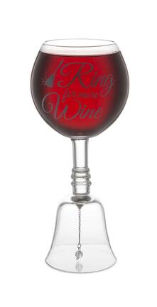 Big Mouth Bmwg-Bell Wine Glass Ringer