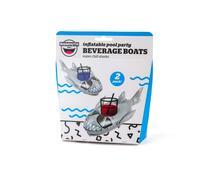 Beverage Boat Sharks Pack 2 Pz. Big Mouth (Bmdf-Sh)