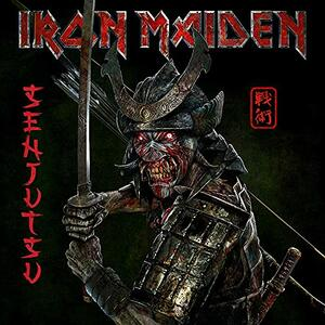 Vinile Senjutsu (Deluxe Heavyweight 180 gr. Triple Black Vinyl) Iron Maiden