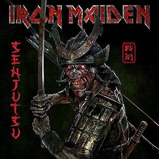 CD Senjutsu (2 CD Deluxe Book Format Edition) Iron Maiden