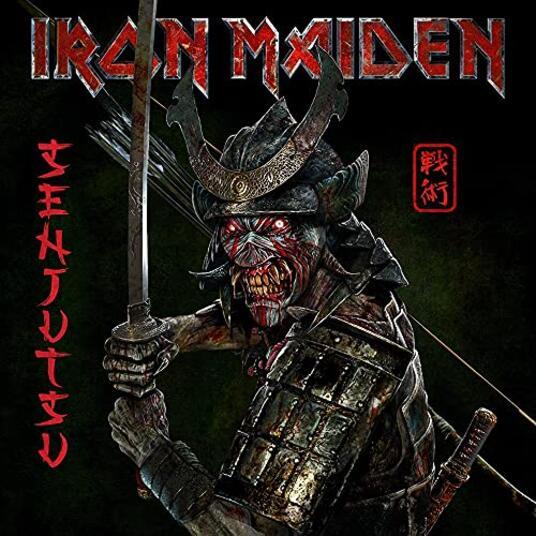 Senjutsu (2 CD Deluxe Book Format Edition) - CD Audio di Iron Maiden