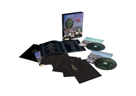 A Momentary Lapse of Reason (Remixed & Updated) (CD Audio + Blu-ray) - CD Audio + Blu-ray di Pink Floyd - 2