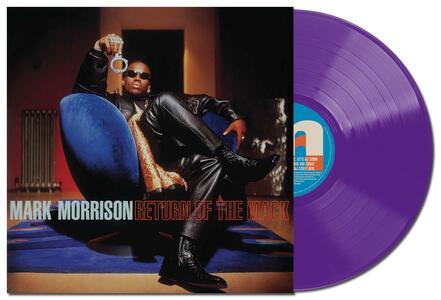 Vinile Return of the Mack (Coloured Vinyl) Mark Morrison