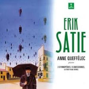 Vinile Gymnopédies - Gnossienne Erik Satie Anne Queffélec