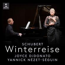 Winterreise - CD Audio di Franz Schubert,Joyce Di Donato,Yannick Nezet-Seguin