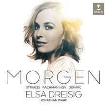 Morgen - CD Audio di Sergej Vasilevich Rachmaninov,Richard Strauss,Henri Duparc,Elsa Dreisig