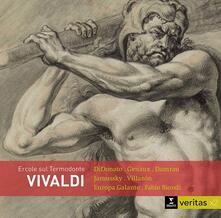 Ercole sul Terdomonte - CD Audio di Antonio Vivaldi,Fabio Biondi,Europa Galante,Joyce Di Donato
