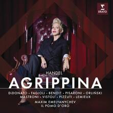 Agrippina - CD Audio di Georg Friedrich Händel,Joyce Di Donato,Il Pomo d'Oro,Maxim Emelyanychev