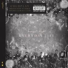 Everyday Life - CD Audio di Coldplay