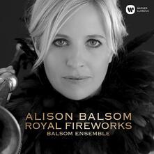Royal Fireworks - CD Audio di Alison Balsom