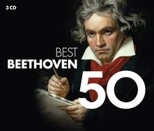 50 Best Beethoven (Box Set) - CD Audio di Ludwig van Beethoven