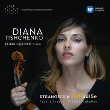 Strangers in Paradise - CD Audio di Zoltán Fejérvári,Diana Tishchenko