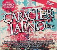 Caracter Latino - CD Audio