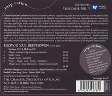 Sinfonia n.9 - CD Audio di Ludwig van Beethoven