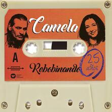 Rebobinando - CD Audio di Camela
