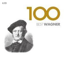 100 Best Wagner - CD Audio di Richard Wagner