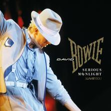 Serious Moonlight. Live 1983 - CD Audio di David Bowie