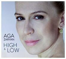 High & Low - CD Audio di Aga Zaryan