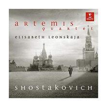 Quartetti per archi - CD Audio di Dmitri Shostakovich,Artemis Quartet