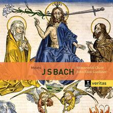 Motetti - CD Audio di Johann Sebastian Bach,John Eliot Gardiner,Monteverdi Choir