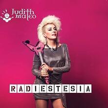 Radiestesia - CD Audio di Judith Mateo