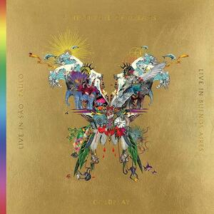 Live in Buenos Aires - Live in Sao Paolo - CD Audio + DVD di Coldplay
