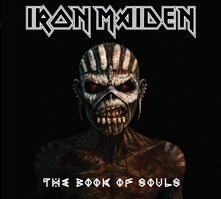The Book of Souls - CD Audio di Iron Maiden