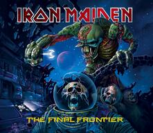 The Final Frontier - CD Audio di Iron Maiden