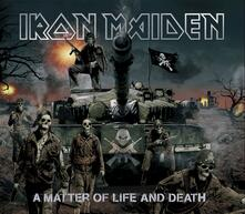A Matter of Life and Death - CD Audio di Iron Maiden