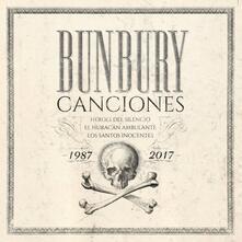 Canciones 1987-2017 - CD Audio di Bunbury
