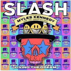 CD Living the Dream Slash