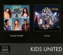 Forever United - Le live - CD Audio di Kids United