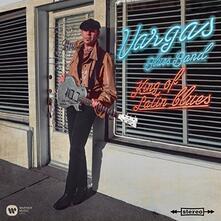 King of Latin Blues - CD Audio di Vargas Blues Band