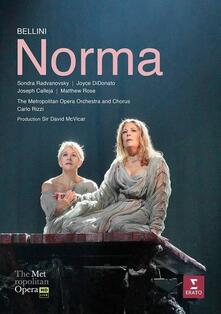 Norma. Met Live Recording (Blu-ray) - Blu-ray