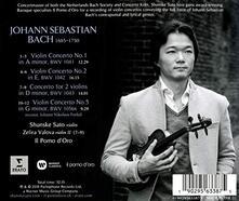 Musica per violino - CD Audio di Johann Sebastian Bach