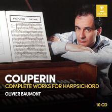 Musica completa per clavicembalo - CD Audio di François Couperin,Olivier Baumont
