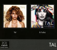 Tal - A l'infini (Limited Edition) - CD Audio di Tal