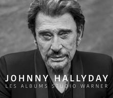 Les albums (Import) - CD Audio di Johnny Hallyday