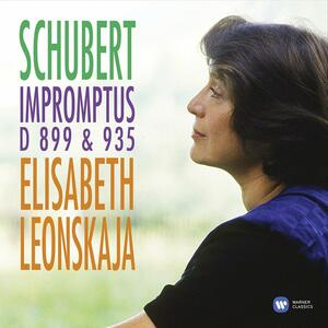 Impromptus D899 & D935 - Vinile LP di Franz Schubert,Elisabeth Leonskaja