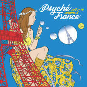 Psych. France vol.4 - Vinile LP
