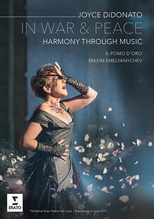 In War & Peace. Harmony Through Music (DVD) - DVD