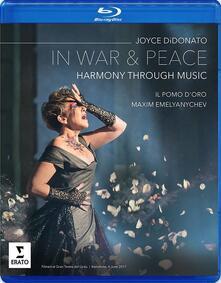 In War & Peace. Harmony Through Music (Blu-ray) - Blu-ray