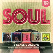 Soul - CD Audio