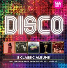 Disco - CD Audio