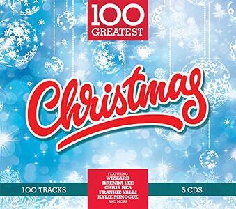 CD 100 Greatest Christmas