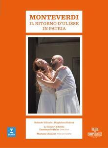 Il ritorno di Ulisse in patria (2 DVD) - DVD di Claudio Monteverdi,Magdalena Kozena,Rolando Villazon,Emmanuelle Haim,Le Concert d'Astrée