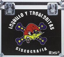Discografia Loquillo Y Los Trogloditas - CD Audio di Loquillo