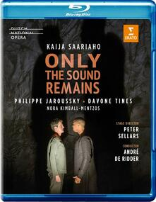 Only the Sound Remains (Blu-Ray) - Blu-ray