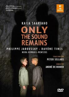 Only the Sound Remains (DVD) - DVD