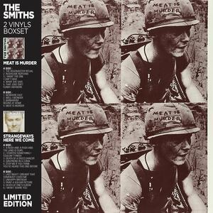 Meat Is Murder-Strangeway - Vinile LP di Smiths